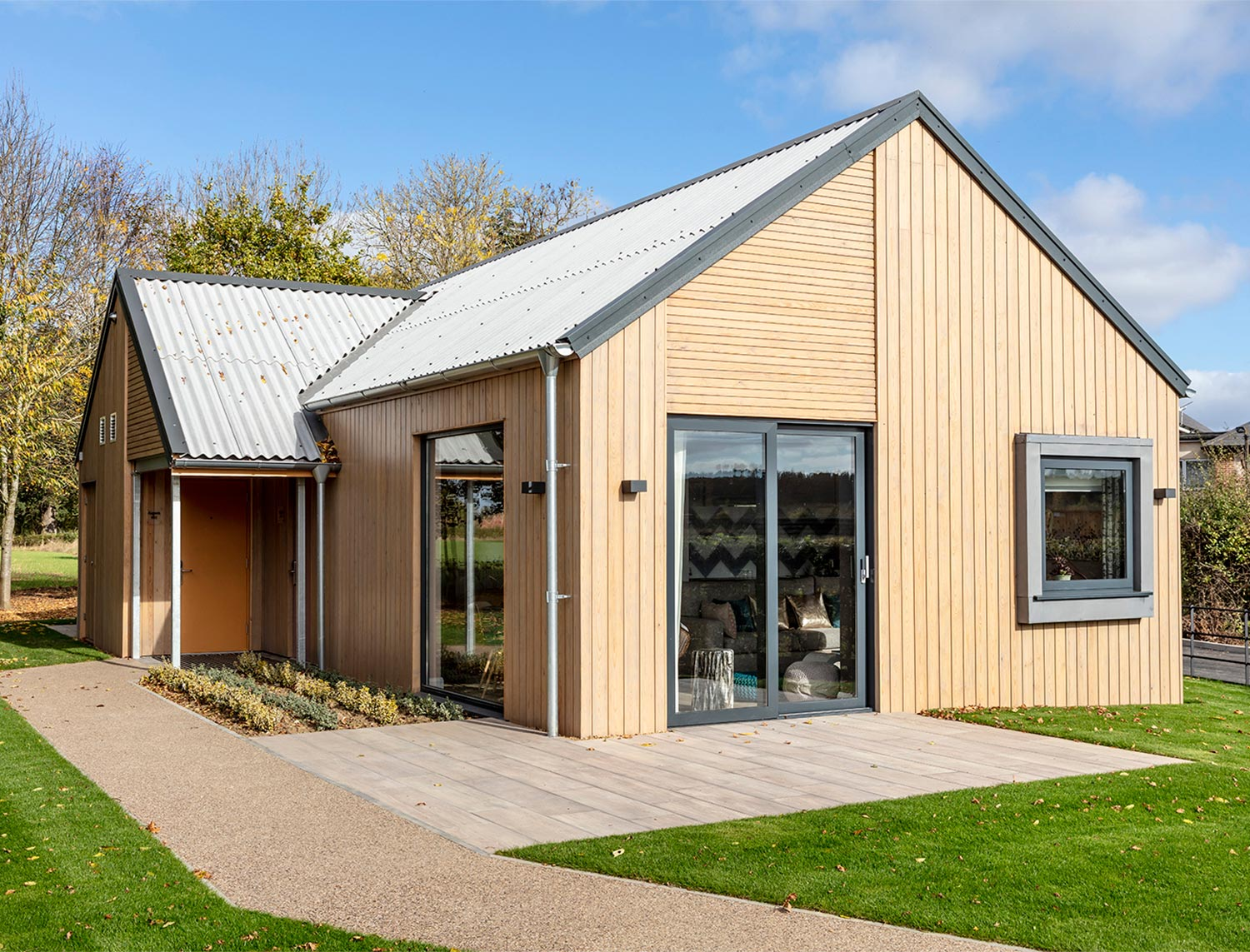 Birch & Aspen Lodges, Park Farm Hotel